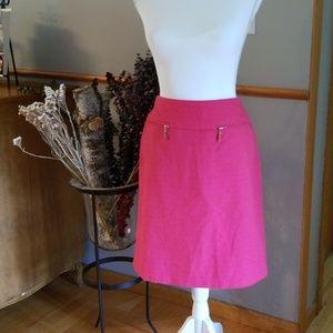 Beautiful pink skirt